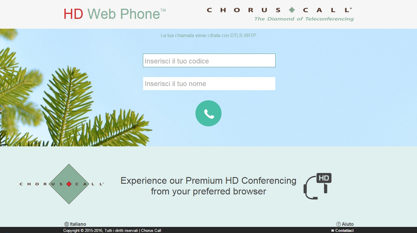 HD Web Phone™