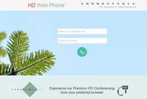 HD Web Phone