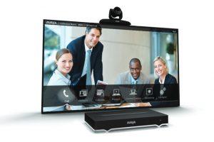 sistema di videoconferenza Avaya XT4300
