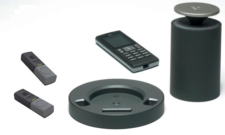 Sistema Audio WL + VoIp - componenti