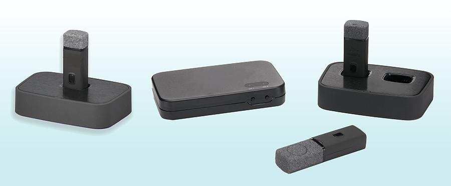 Sistema Microfonico, con uno o due microfoni
